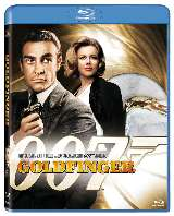 Connery Sean Goldfinger (James Bond 007) - BLU-RAY