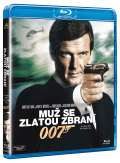 Hamilton Guy Muž se zlatou zbraní (James Bond 007: The Man With Yhe Golden Gun) - BLU-RAY