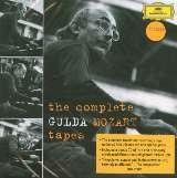 Mozart Wolfgang Amadeus Complete Gulda Mozart Tapes