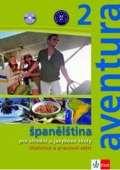 Klett Aventura 2 - Španělština pro SŠ a JŠ - Metodická příručka - CD