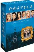 Cox Courteney Přátelé 8 (Friends Season 8) - 4DVD
