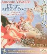 Vivaldi Antonio L'Estro Armonico Op. 3 - Vol. 2 Concertos Nos. 7-12