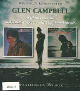 Campbell Glen Wichita Lineman / Galveston - Where's The Playground Susie?