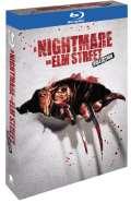 Saxon John Kolekce Noční můra v Elm Street 1-7. - 4BLU-RAY + DVD