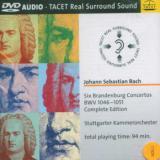 Bach Johann Sebastian 6 Brandenburg Ctos-Dvda