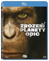 Cox Brian Zrození Planety opic (Rise of the Planet of the Apes) - BLU-RAY