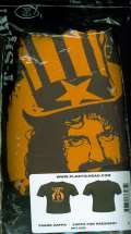 Zappa Frank-T-Shirt Zappa For..-Brown/L-