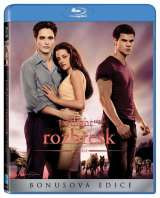 Stewart Kristen Twilight sága: Rozbřesk: část 1. (Breaking Dawn: Part One) - BLU-RAY