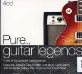 Sony Pure... Guitar Legends (4CD)