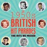 Acrobat 1950s British Hit Parades - The Hits We Missed