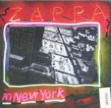 Zappa Frank Zappa In New York