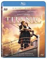 Dicaprio Leonardo Titanik (Titanic) - 4 BLU-RAY (3D + 2D)