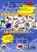 CHYTRÁ LOLA Chytré karty - španělština slovíčka 1