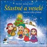 Šulc Petr Šťastné a veselé vánoční zvyky a koledy + CD