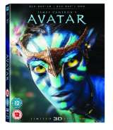 Weaver Sigourney Avatar 3D - 2BLU-RAY (3D + 2D) + DVD Ltd