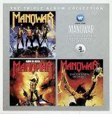Manowar Triple Album Collection