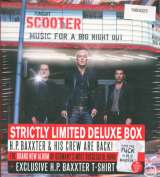 Scooter Music For A Big Night Out (CD+Tričko) Ltd