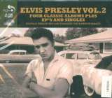 Presley Elvis Four Classic Album Plus