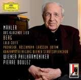 Mahler Gustav Das Klagende Lied / Lulu-suite