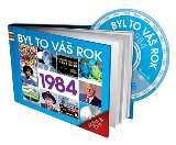 Supraphon Byl to váš rok 1984 - DVD+kniha