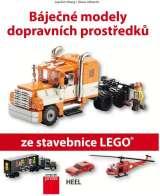 Computer Press Báječné modely dopravních prostředků ze stavebnice LEGO