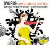 Mutter Anne-Sophie Dvořák: Koncert pro housle / Romance