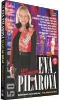 Pilarová Eva Padesát let na scéně (CD + DVD)