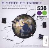 Cloud A State Of Trance Year Mix 2013