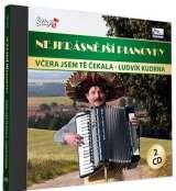 Česká muzika Včera jsem tě čekala - 2 CD
