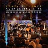 Universal Concertino Live - Masarykovo nádraží Praha + DVD