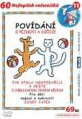 Čapek Josef Povídání o pejskovi a kočičce - DVD