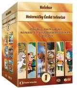 Magic Box Večerníčky kolekce 1. - 6 DVD