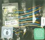 Hackett Steve Access All Areas (CD+DVD)