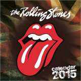 Rolling Stones =Calendar= 2015 Calendar