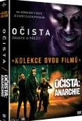 Guerra Castulo Očista 1 + 2 - 2 DVD