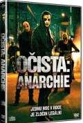 Guerra Castulo Očista: Anarchie