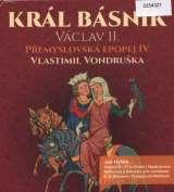 Tympanum Král básník Václav II. - Přemyslovská Epopej IV