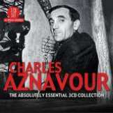 Aznavour Charles Absolutely Essential 3CD Collection