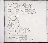 Monkey Business Sex And Sport? Never!