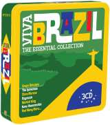 V/A Viva Brazil: The Essential Collection (Ltd Metalbox 3CD)