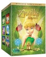 Magic Box Zvonilka kolekce 2. 1.-6. 6DVD