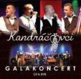 Kandráčovci Galakoncert (CD+DVD)