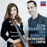 Weilerstein Alisa Chopin & Rachmaninov - Cello Sonatas