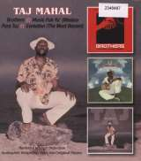 Mahal Taj Brothers/Music Fuh Ya'/Evolution