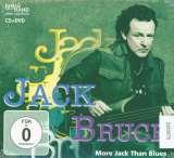 Bruce Jack More Jack Than Blues -Cd+dvd-