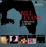 Evans Bill 5 Original Albums -Ltd-