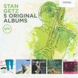 Getz Stan 5 Original Albums -Ltd-