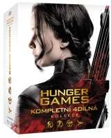 Sutherland Donald Hunger Games kolekce 1-4 5BLU-RAY