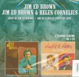Morello Records Best Of Jim Ed Brown/Jim Ed & Helen Greatest Hits