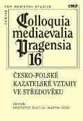 Filosofia Colloquia mediaevalia Pragensia 16